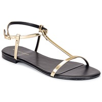 Shoes Women Sandals KG by Kurt Geiger MATCH Gold
