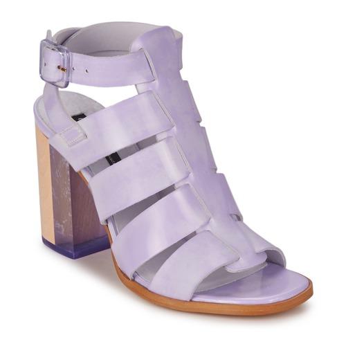 Shoes Women Sandals Miista ISABELLA Lavender