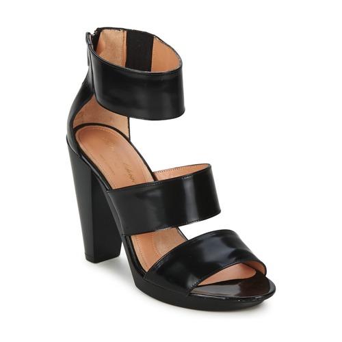 Shoes Women Sandals Robert Clergerie XIMA Black