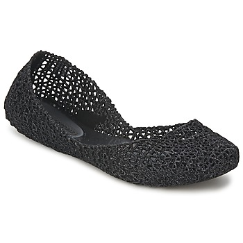 Shoes Women Flat shoes Melissa CAMPANA PAPEL 11  black / Glitter