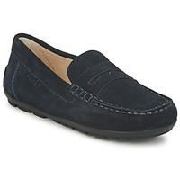 Shoes Boy Loafers Geox FAST NAVY