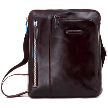Bags Men Pouches / Clutches Piquadro BORSELLO PORTA IPAD MORO Marrone