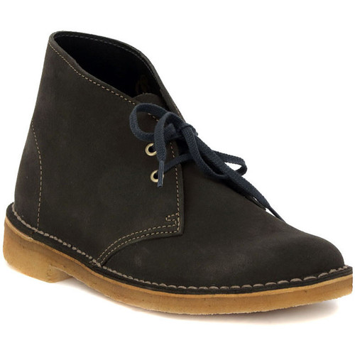 Shoes Women Low top trainers Clarks DESERT BOOT  W   LODEN    157,5