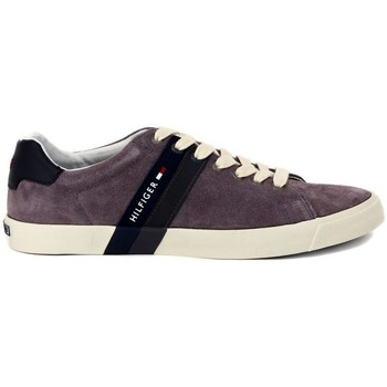 Shoes Men Low top trainers Tommy Hilfiger SNEAKER   GREY     86,6