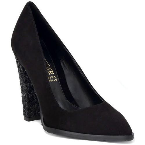 Shoes Women Heels Café Noir CAFE NOIR  DECOLTE NERO    104,1