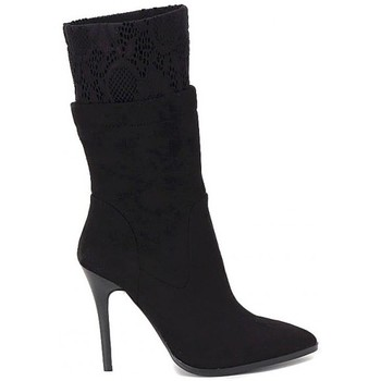 Shoes Women Shoe boots Café Noir CAFE NOIR  TRONCHETTO ALTO     86,6