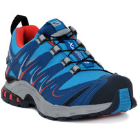 Shoes Women Running shoes Salomon XA PRO 3D GTX Blu