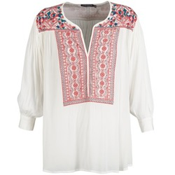 Clothing Women Tops / Blouses Antik Batik CAREYES White