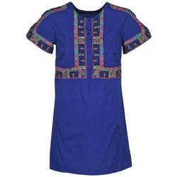Clothing Women Short Dresses Antik Batik EMILIE MARINE