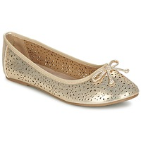 Shoes Girl Flat shoes Xti JANIN Gold