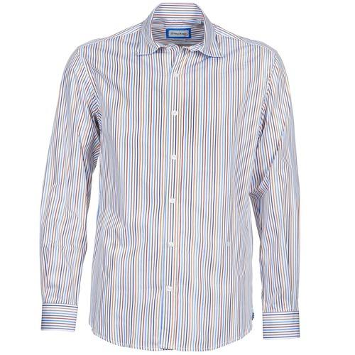 Clothing Men Long-sleeved shirts Serge Blanco DORILANDO Multicolour