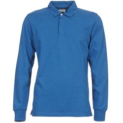 Clothing Men long-sleeved polo shirts Serge Blanco MONTALTO Blue
