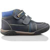Shoes Children Hi top trainers Pablosky TOMCAT BLUE