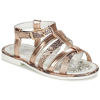 Shoes Girl Sandals Primigi LUZ BRONZE