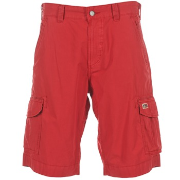 Clothing Men Shorts / Bermudas Napapijri PORTES A Red