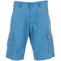 Clothing Men Shorts / Bermudas Napapijri PORTES A Blue