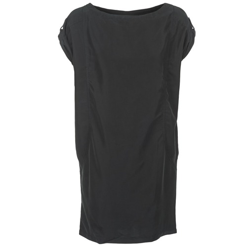 Clothing Women Short Dresses Bench DIFFERENT Black