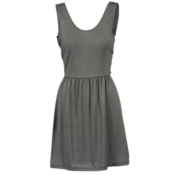 Clothing Women Short Dresses Bench SUPERLATIVE Grey