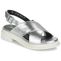 Shoes Women Sandals Robert Clergerie CALIENTEK Silver
