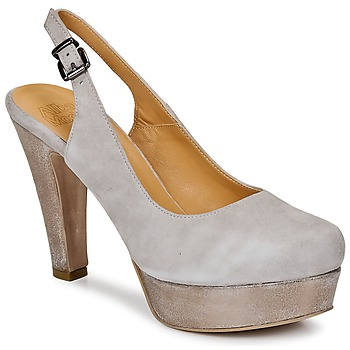 Shoes Women Sandals Alba Moda JILIATE Grey