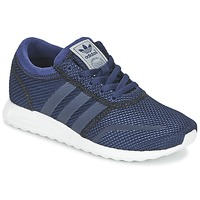 Shoes Children Low top trainers adidas Originals LOS ANGELES K Blue