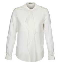 Clothing Women Tops / Blouses Joseph PRINCE Ecru
