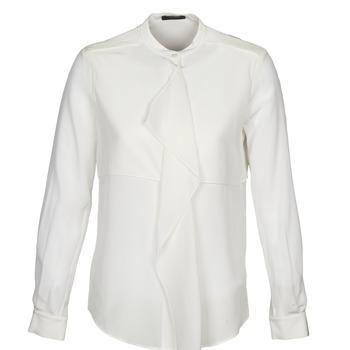 Clothing Women Tops / Blouses Joseph PRINCE ECRU