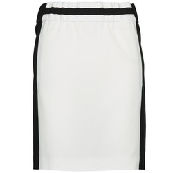 Clothing Women Skirts Joseph RIA-TECHNO Black / White