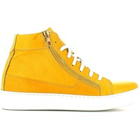 Shoes Women Hi top trainers Rogers 1988 Sneakers Women Yellow Yellow