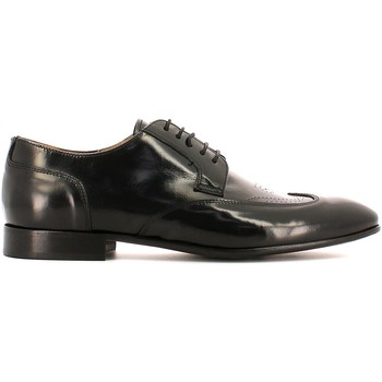 Shoes Men Brogues Rogers 558 Elegant shoes Man Black Black