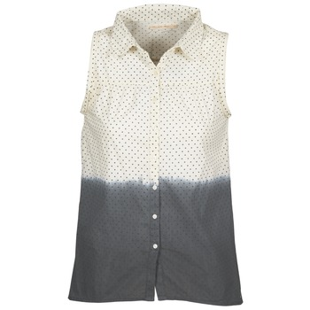 Teddy Smith  CAMILLE  womens Shirt in white