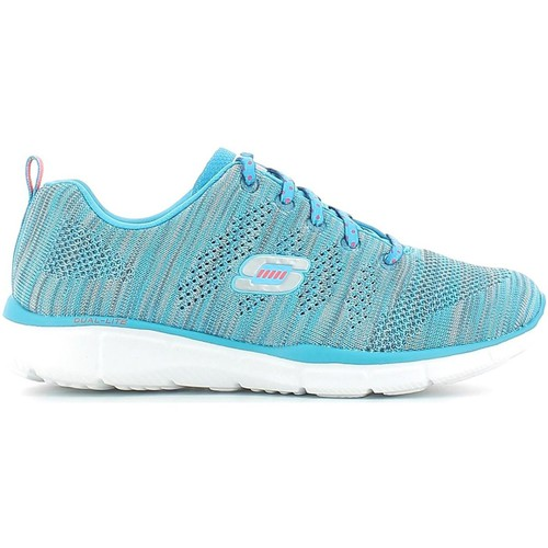 Shoes Women Low top trainers Skechers 12033 Sport shoes Women Blue Blue