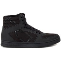 Hi top trainers Calvin Klein Jeans PERICO BLACK