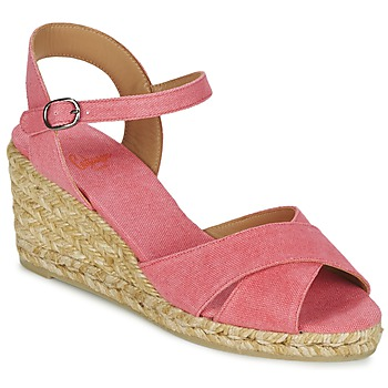 Shoes Women Sandals Castaner BLAUDELL CORAL