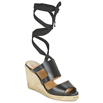 Shoes Women Sandals Castaner BUDELE Black