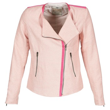 Clothing Women Jackets / Blazers Chipie BRENES Pink