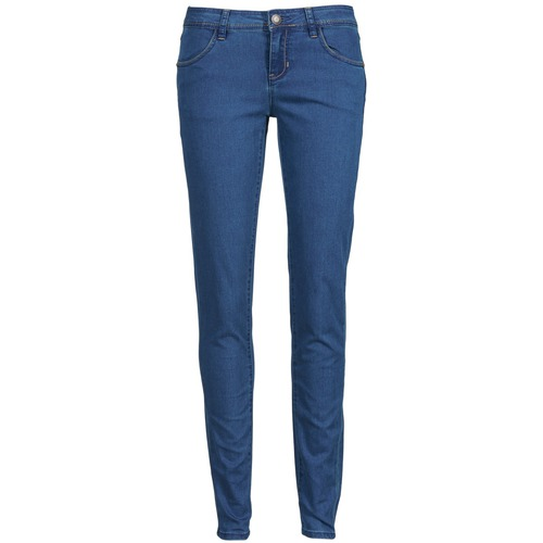 Clothing Women slim jeans DDP SILIFU Blue