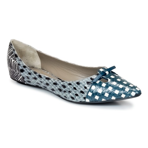 Shoes Women Flat shoes Marc Jacobs Elap Blue
