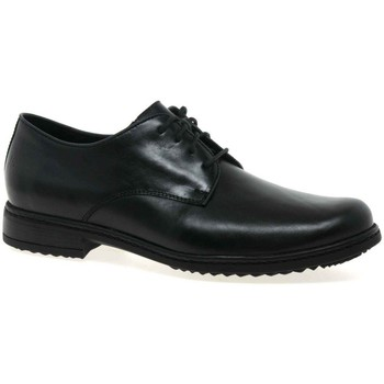 Shoes Men Derby Shoes Josef Seibel Kevin Mens Formal Lace Up Shoes black