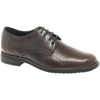 Shoes Men Derby Shoes Josef Seibel Kevin Mens Formal Lace Up Shoes brown