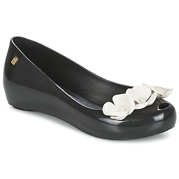 Shoes Women Flat shoes Melissa ULTRAGIRL XI Black / White