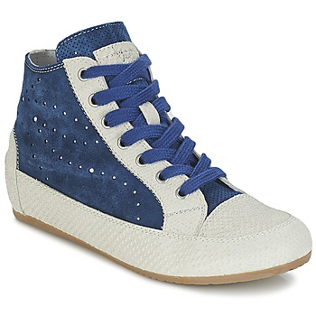 Shoes Women Hi top trainers Tosca Blu CITRINO MARINE