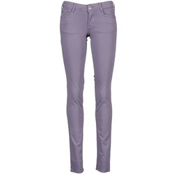 Clothing Women 5-pocket trousers Cimarron CASSIS Purple