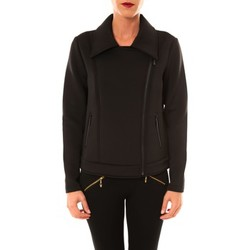 Clothing Women Jackets / Blazers Little Marcel Perfecto Perfi noir Black