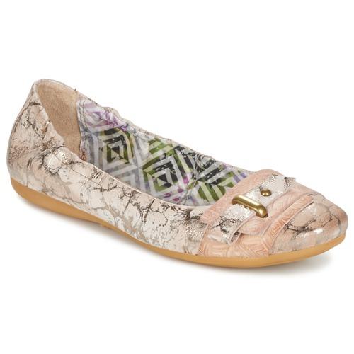 Shoes Women Flat shoes Mjus CHANTAL Pink