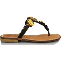 Shoes Women Sandals Geox sandals BLACK