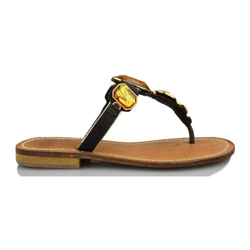 Shoes Women Sandals Geox sandals BLACK