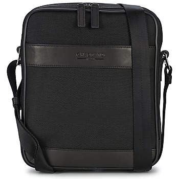 Bags Men Pouches / Clutches Chabrand ROME 2 BESACE A4 Black