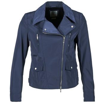 Clothing Women Jackets Geox ZIPUL MARINE