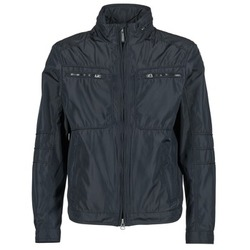 Clothing Men Jackets Geox SEMMA Black